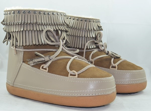 BOTAS INUIKII 21100 FRAY LOW HAZEL