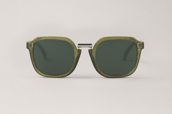 GAFAS MR. BOHO OLIVE BUSHWICK WITH CLASSICAL LENSES