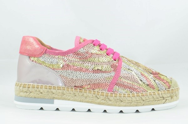 SNEAKERS KANNA 6300 CANDELARIA MAQUILLAJE