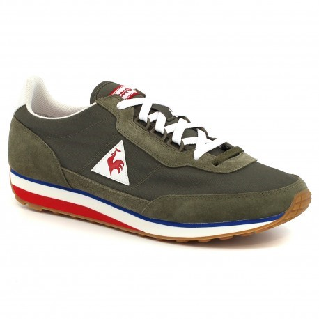 DEPORTIVO PARA CHICO LE COQ SPORTIF  LCS AZSTYLE GUM OLIVE NIGHT/CLASSIC BLUE 1710169