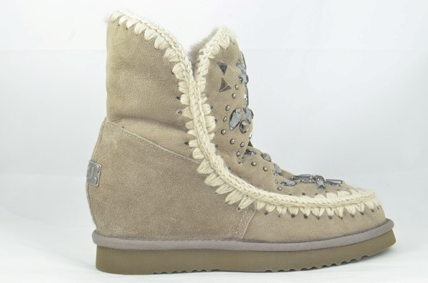 MOU INNER WEDGE NEW STONE & CRYST ELEPHANT GREY