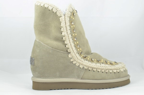 BOTA MOU INNER WEDGE STUDS AND CRYSTALS CORDA