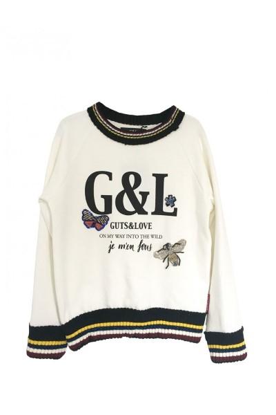 GUTS & LOVE SUDADERA LUXURY G&L