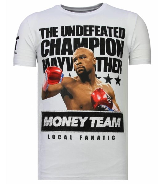 CAMISETA LOCAL FANATIC MAYWEATHER