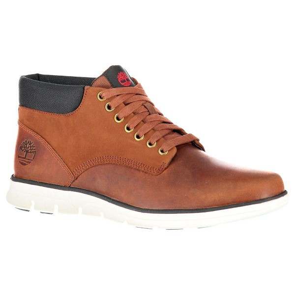 TIMBERLAND CA13EE CHUKKA LEATHER BROWN