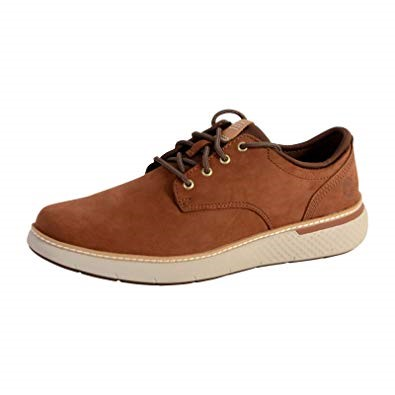 TIMBERLAND CA1TSH CROSS MARK OXFORD COGNAC