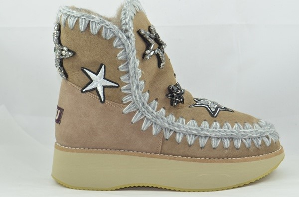 BOTA MOU RUNNING ESKIMO 18 STAR PATCHES