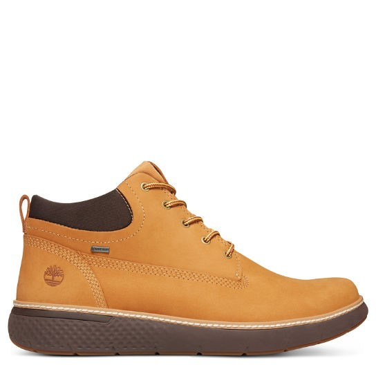 TIMBERLAND CA1TQA CROSS MARK GTX CHUKK WHEAT