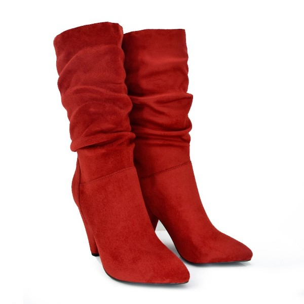 BOTA EXE BRUNA RED