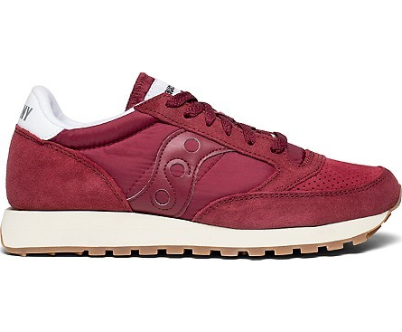 SAUCONY ORIGINALS JAZZ ORIGINAL VINTAGE S70419-1 MAROON