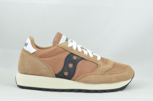 SAUCONY ORIGINALS JAZZ 0RIGINAL VINTAGE CHICA BROWN/BLACK