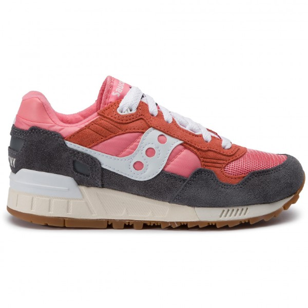 SAUCONY SHADOW 5000 VINTAGE CHICA PINK/WHITE