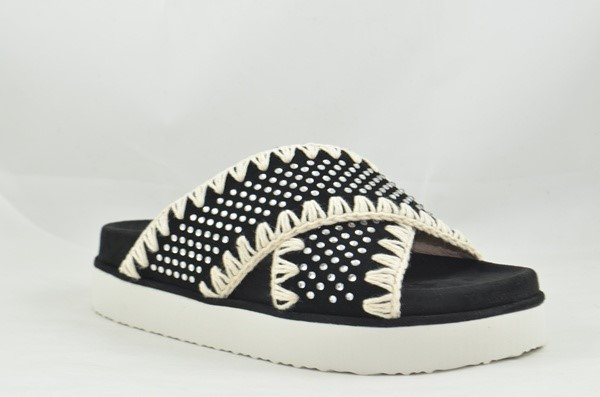 MOU BIO CRISS CROSS HOTFIX BLACK/WHITE