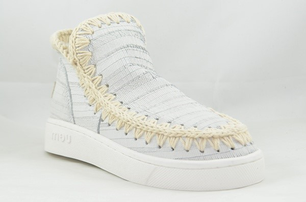 MOU  SUMMER ESKI NEW SNEAKER LO SPEC WHITE