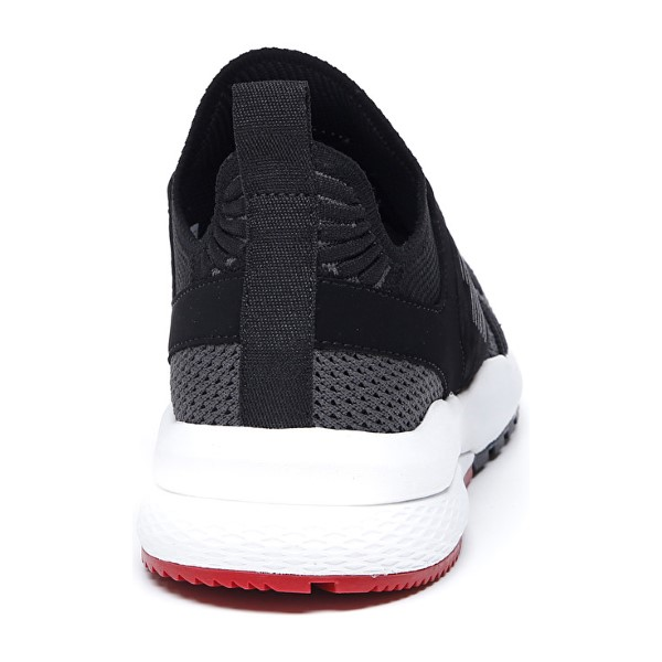 DEPORTIVA CHICO LOTTO MARATHON KNIT ASPHALT/BLACK