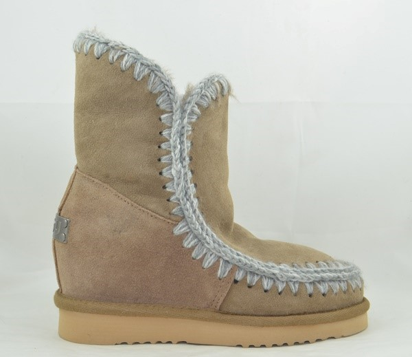 BOTA MOU ESKIMO INNER WEDGE SHORT DARK STONE