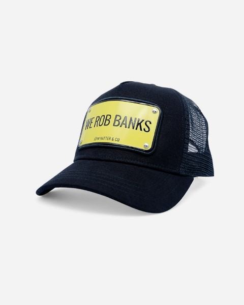 GORRAS JOHN HATTER WE ROB BANKS