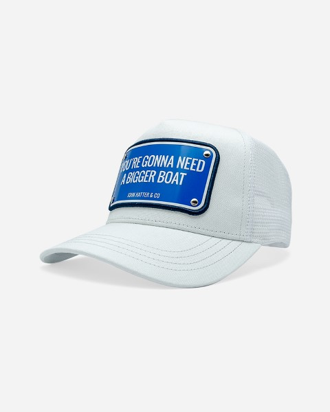 GORRAS JOHN HATTER FUCK YOU'RE GONNA NEED A BIGGER BOAT