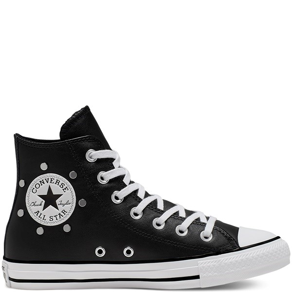 CHUCK TAYLOR ALL STAR 565849C STUDS HIGH TOP BLACK