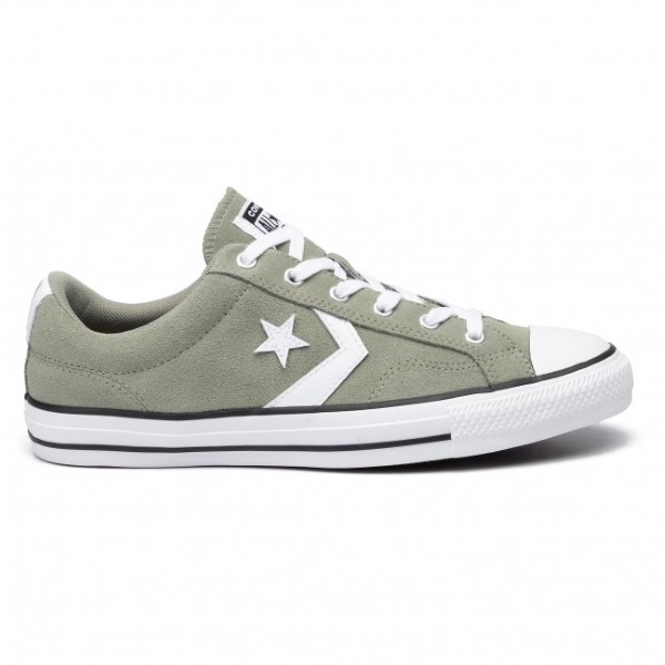 ZAPATILLA HOMBRE CONVERSE 165463C STAR PLAYER OX JADE STONE/BLACK/WHITE