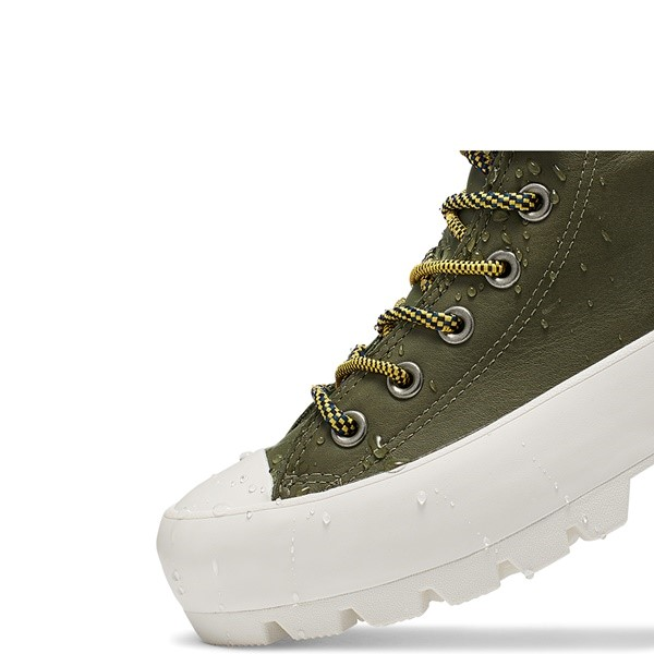 ZAPATILLAS WOMENS WINTER GORE-TEX LUGGED CHUCK TAYLOR ALL STAR BOOT HIGH TOP
