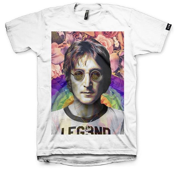 CAMISETA LEGEND LENNON WHITE