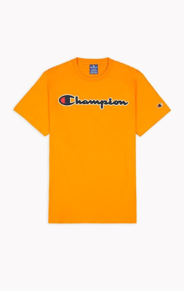 CAMISETA CHAMPION 214194 YELLOW