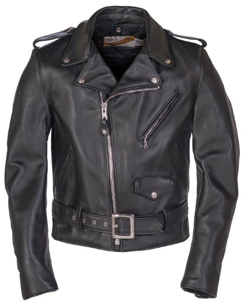 CLASSIC PERFECTO® STEERHIDE LEATHER 618 MOTORCYCLE JACKET