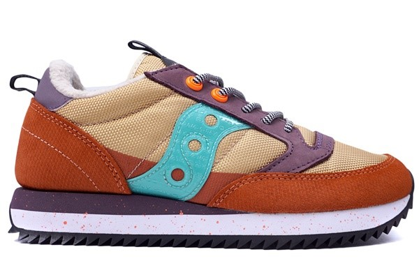 DEPORTIVA PARA HOMBRE SAUCONY S70512-1 JAZZ PEAK CURRY/GINGER/ANGEL BLUE