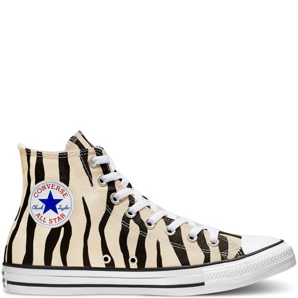 DEPORTIVA CHICA 166258C ARCHIVE PRINT CHUCK TAYLOR ALL STAR HIGH TOP
