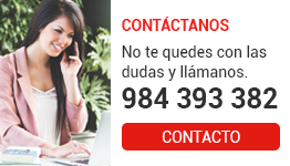 Contacta con nosotros 984 393 382