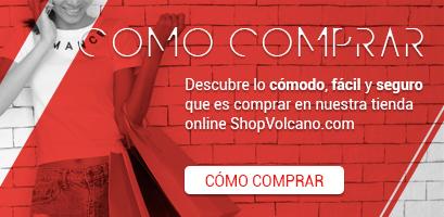 Cómo comprar en ShopVolcano.com